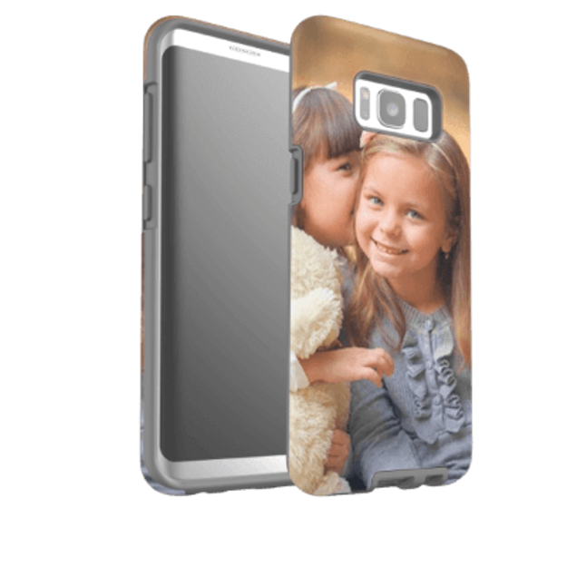 Samsung Galaxy S8 tuff cover