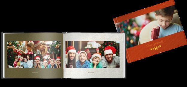 Bild von Hardcover A4 Querformat Weihnachten